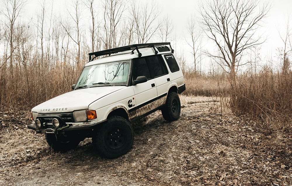 1999 Land Rover Discovery 1 Repowered With Cummins R2 8