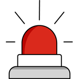 Conectarse Emergency-light-icon