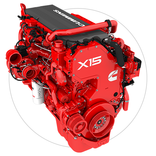 Cummins X15 engine