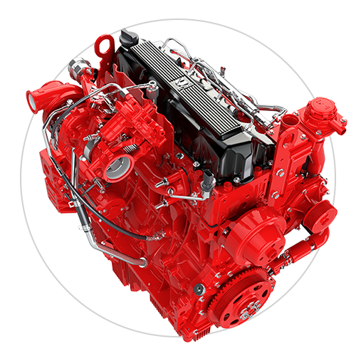 Cummins F3.8 engine