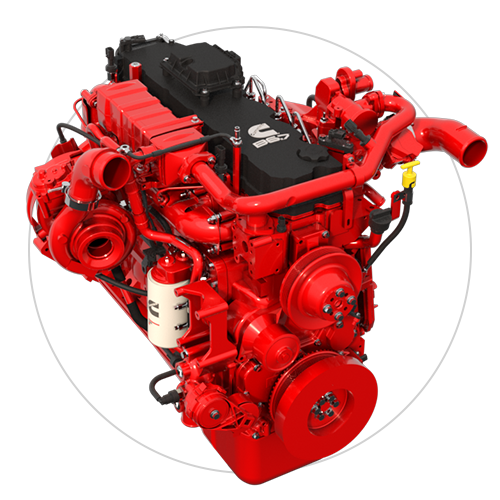 Cummins B6.7 engine