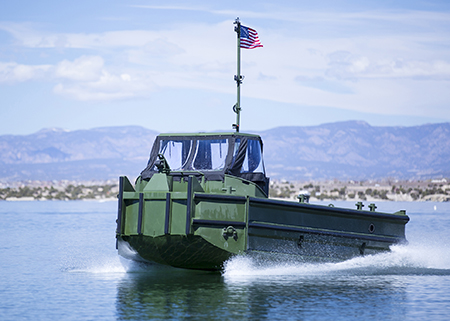 Revisiting the us army s bridge erection boat cummins inc for Beb it