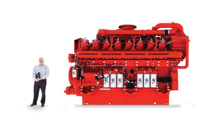 Cummins Ships Its Largest Diesel Engine Yet To Power Global