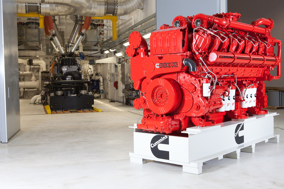 Cummins Ships Its Largest Diesel Engine Yet To Power