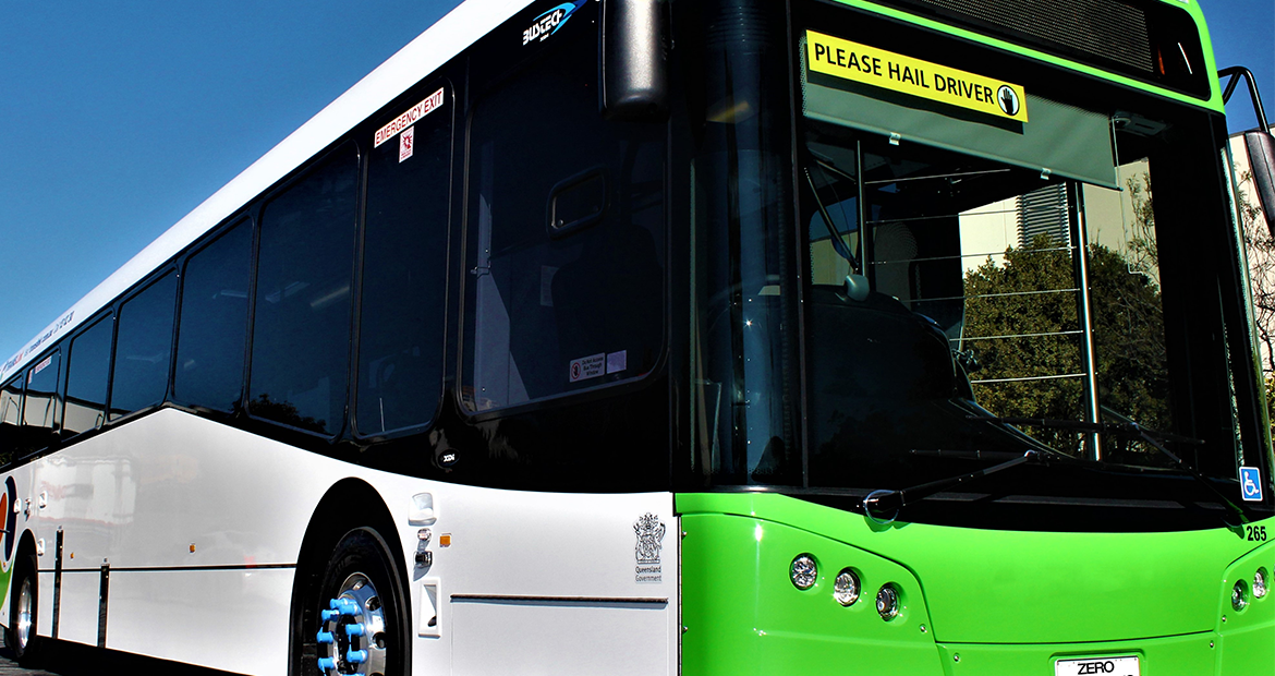 Cummins and Bustech announce partnership to build battery electric and hydrogen busses