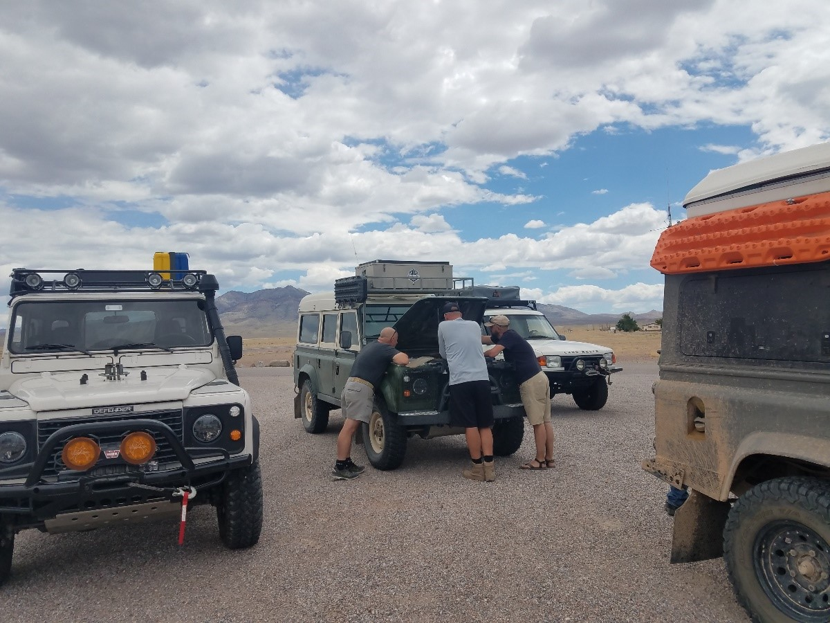 Top Rv Maintenance Tips From Cummins For Travel Season Inc 2006 Jeep Wrangler Fuel Filter Location Camp Was Set Up Overlooking A Mountain Lake At 8000 Ft Elevation Which Made Chilly Nights Sleep But Some Amazing Views In The Morning