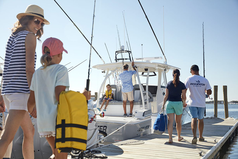 Boat and water safety tips - life jackets