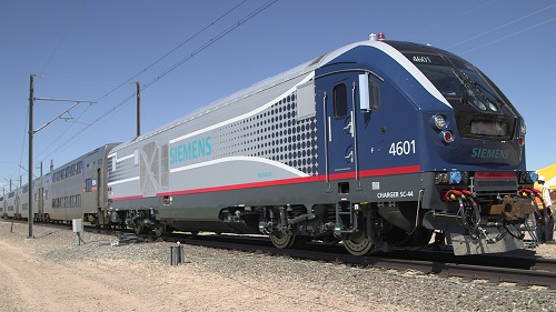 Siemens' new Charger Clean Diesel-Electric Locomotives, powered by Cummins QSK95 engines, are now in service across the United States.