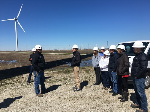 Cummins is helping an Indiana wind farm expand