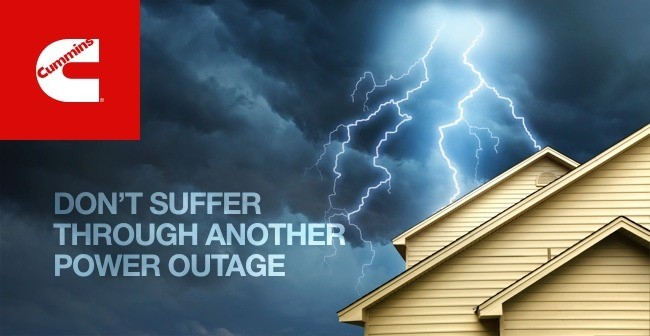Don't suffer through another power outage