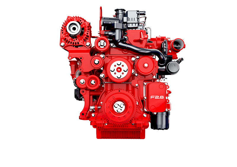 Cummins F2.8 Euro V engine