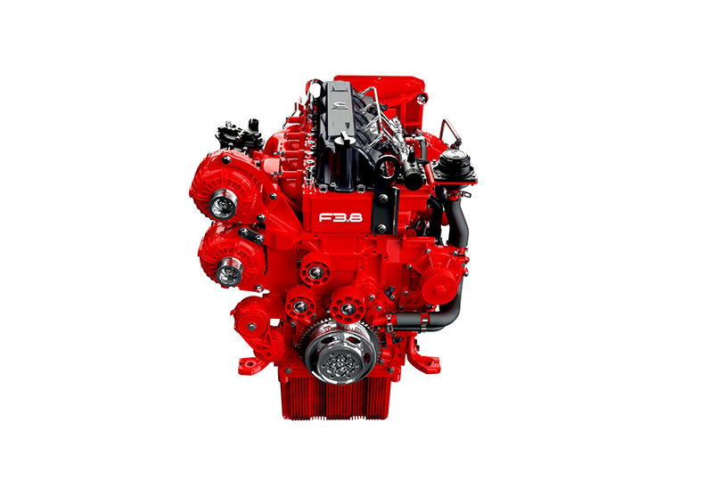 Cummins F3.8 Euro VI engine