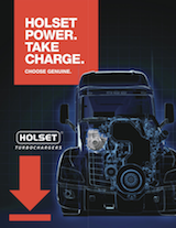 Holset Power Brochure Image