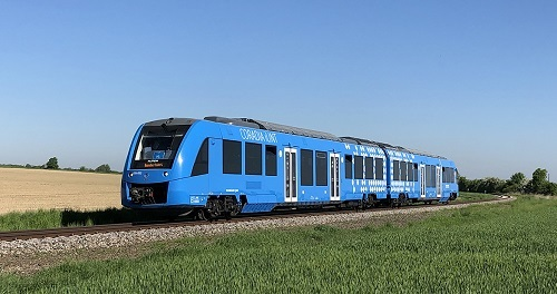 Cummins fuel cells powered the world's first hydrogen fuel cell passenger train called Coradia iLint in Germany. By 2025, the company expects to have shipped fuel cell systems for at least 100 trains, primarily in Europe.