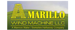 logo amarillo wind machine