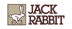 logotipo de jack rabbit