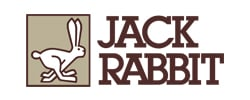 jack rabbit logo