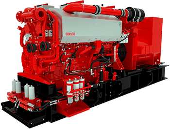 qsk60 marine diesel electric engine
