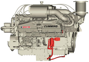 Pre-Lube with QuikEvac for Marine Engines | Cummins Inc