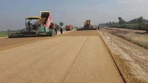 Karachi to Lahore Motorway