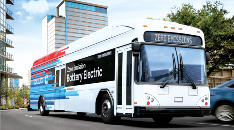 The electric transit standard.