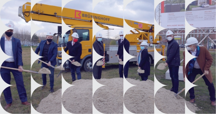 Cummins breaks ground at new fuel cell systems production facility in Germany