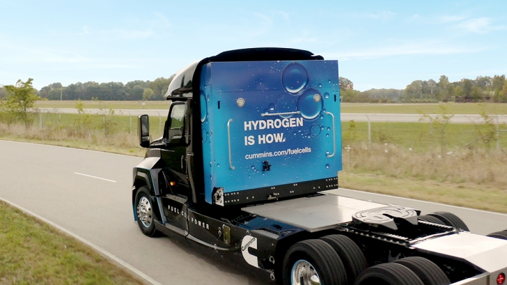 Hydrogen could be a critical fuel source to accomplishing Cummins' 2050 aspirations to power customer success through carbon-neutral technologies.