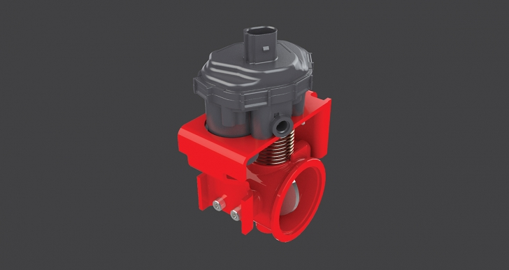 Cummins Exhaust Throttle Valve - ETV