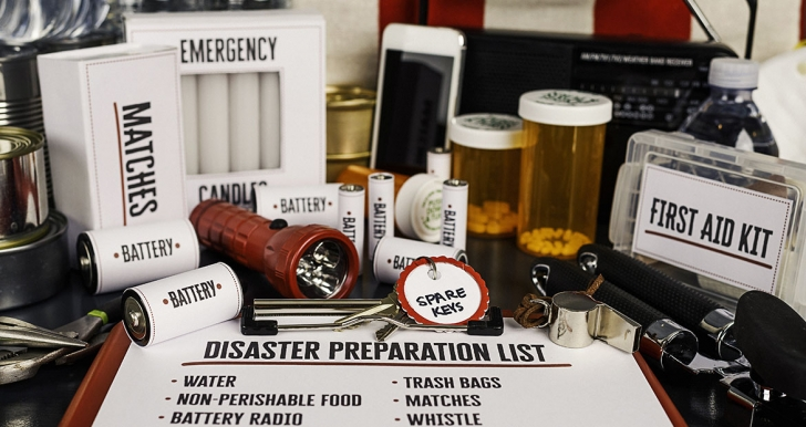 Disaster Preparation Checklist