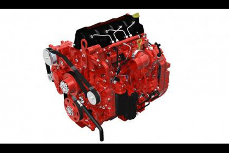Cummins Light-duty High-performance ISF Diesel Engine