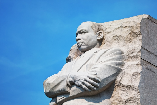 Martin Luther King, Jr. - Washington, D.C.