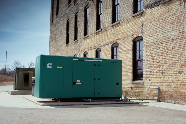 Kalamazoo, Michigan Health and Community Services Department - Backup Power