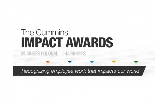 2020 Cummins Chairman Impact Awards