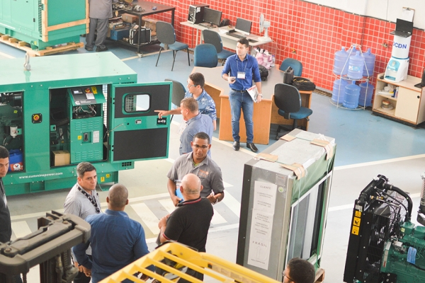 Open Energy Day impacted about 1,000 people across Brazil by bringing together power generation engineers, operators and end-users, one day, one city at a time.