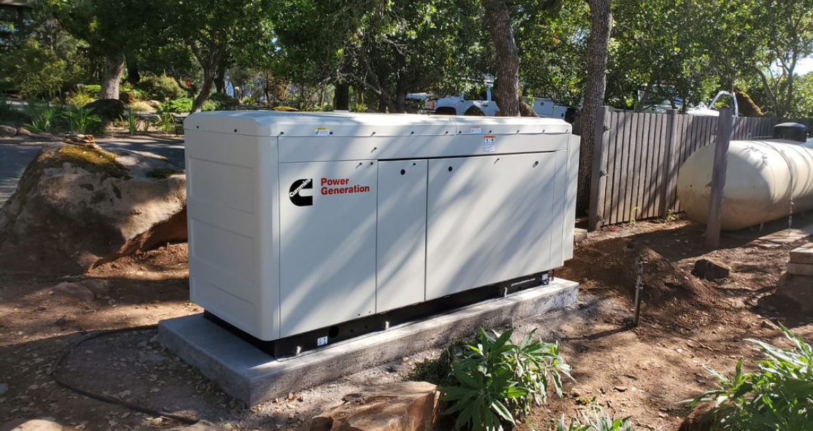 A Cummins home generator can provide peace of mind when uncontrollable environmental factors cannot.