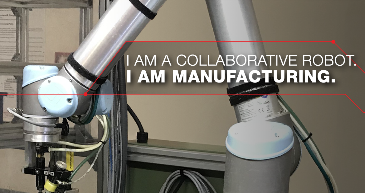 I am Manufacturing: Collaborative Robots