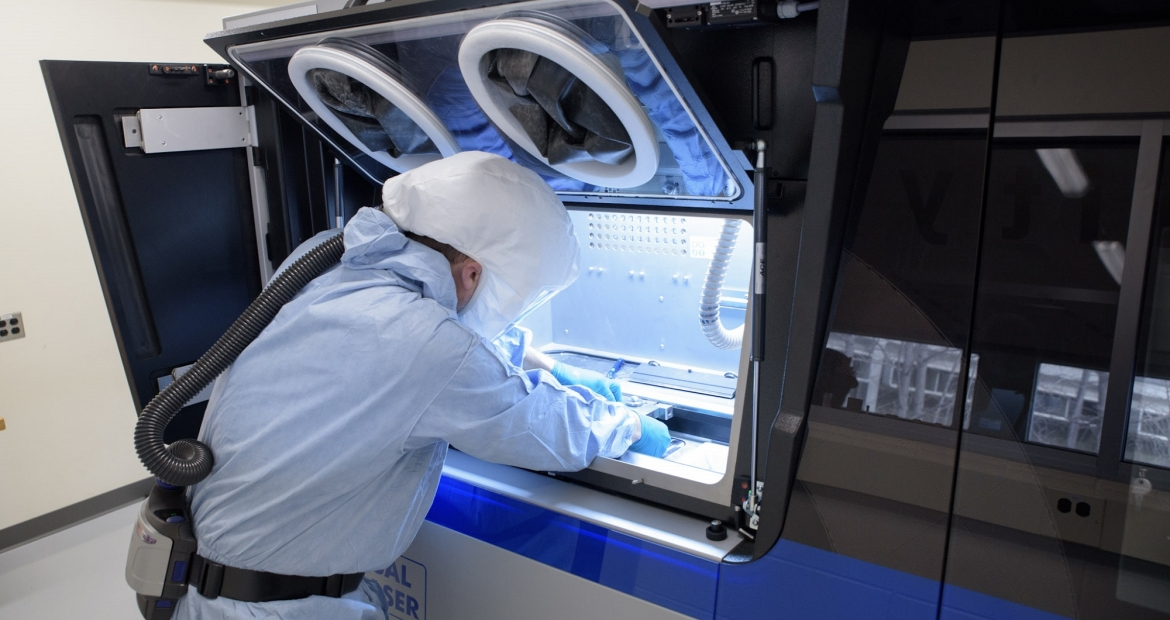 Cummins Takes Next Step in 3D Printing and the Future of