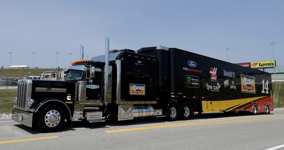 In NASCAR, this Job is Never Truly Done, but the Hauler Driver can