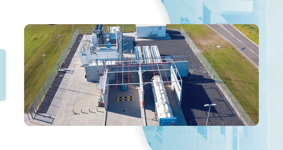 Cummins PEM electrolyzer will supply hydrogen in Denmark, Europe