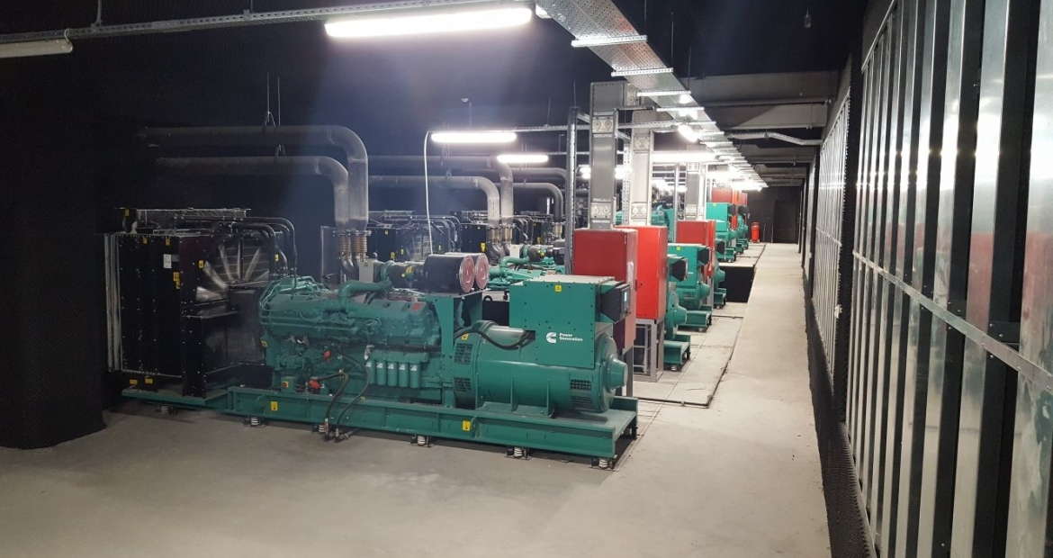 Cummins Turkey has supplied the standby power system, comprised of 11 Cummins paralleled generator sets, for a new shopping center and mixed-use site situated in the bustling capital city of Ankara.
