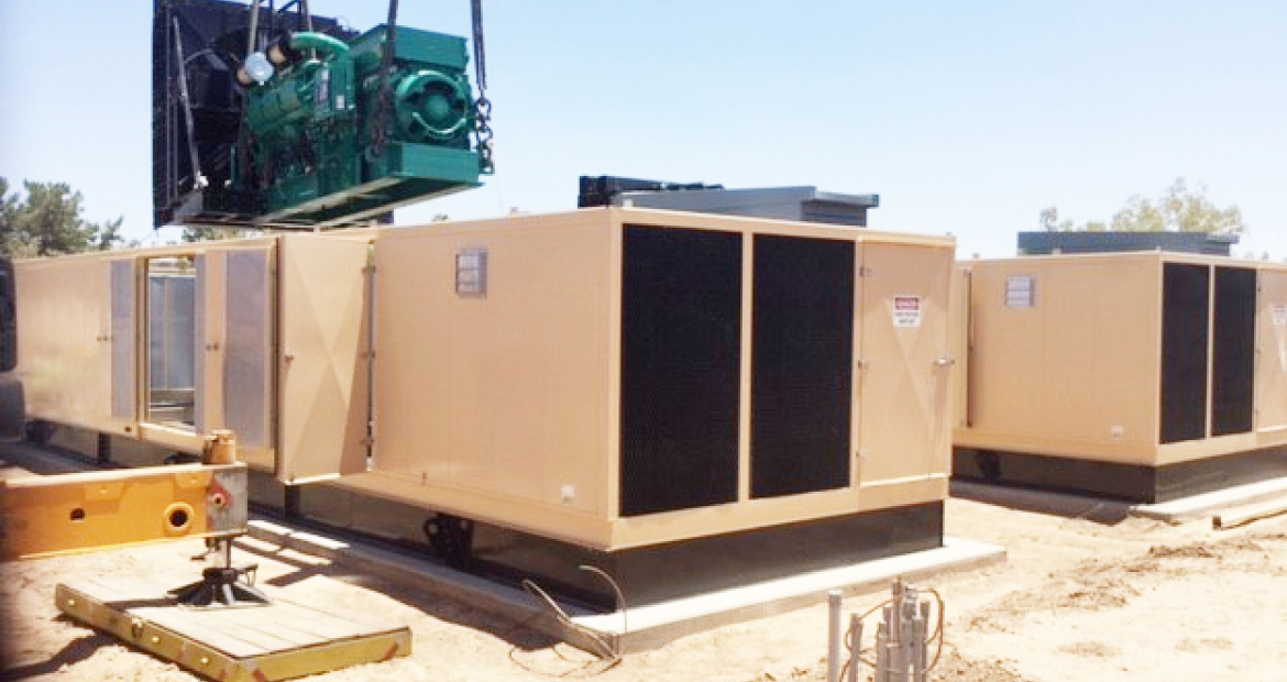 Water treatment innovator upgrades with Cummins power