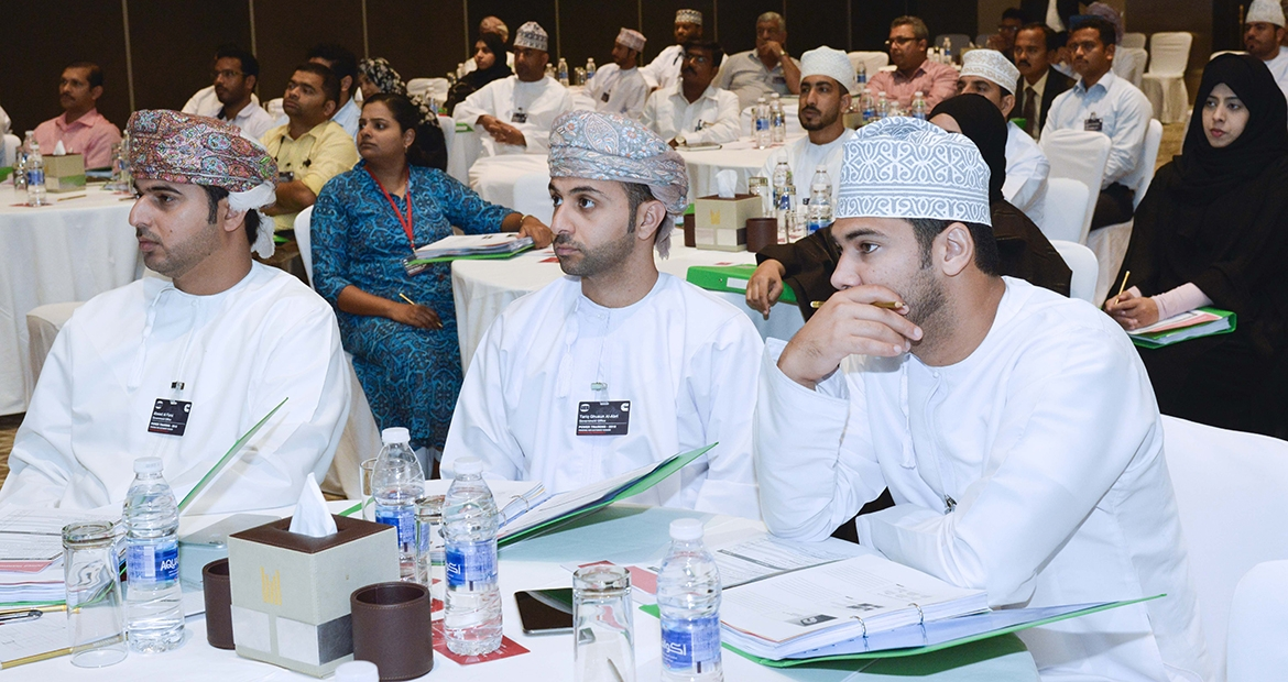 Power Train Returns to Oman with Continuous Professional Development