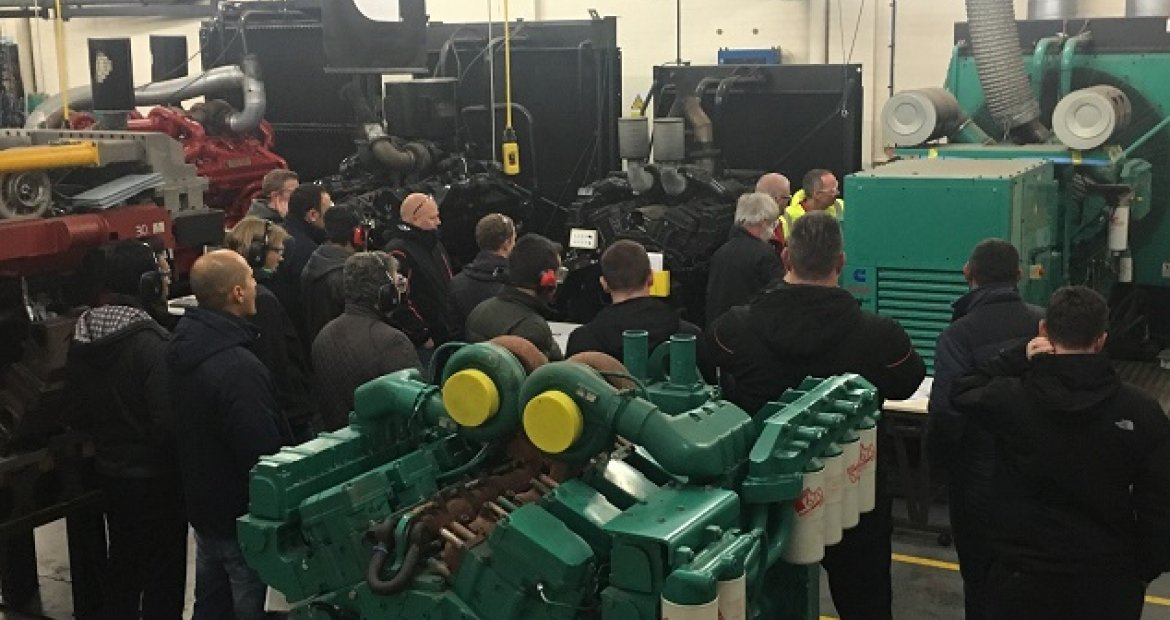 Mechanical Design training brings Cummins distributor and