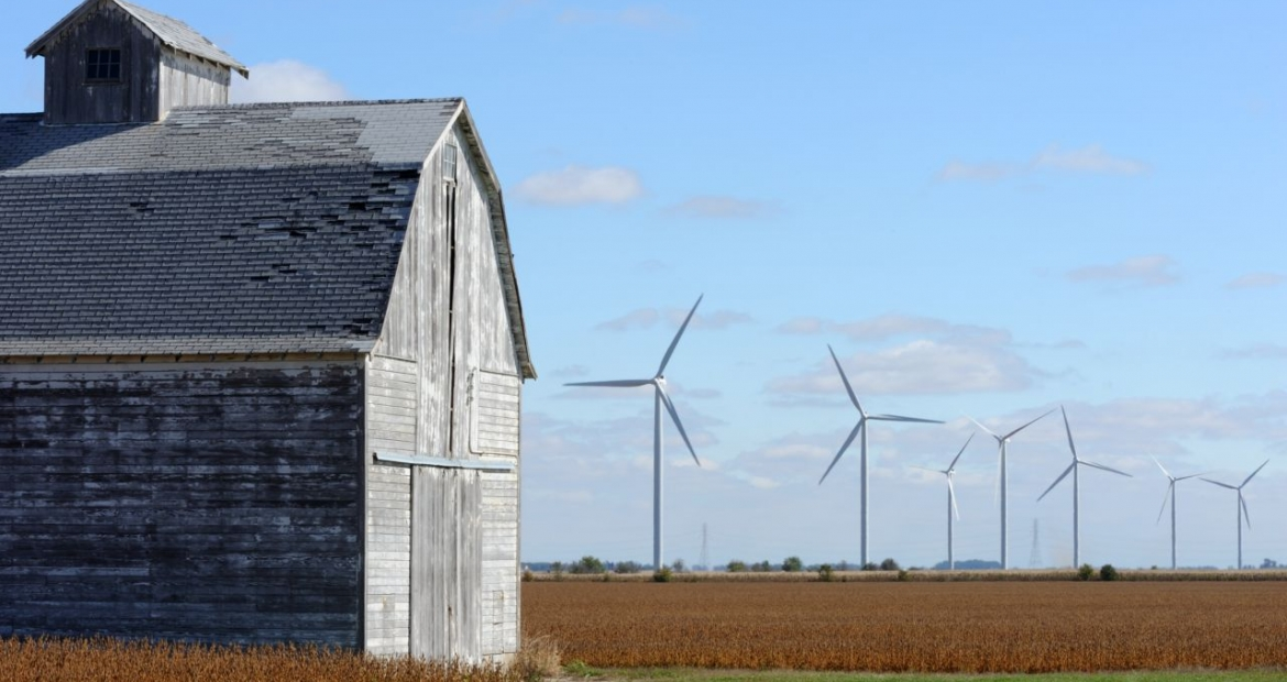 Cummins' support for the expansion of a wind farm in northwest Indiana is helping the company send nearly enough renewable energy to the grid to offset the energy it uses from traditional sources in its home state of Indiana.