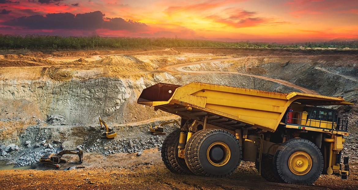 Digging Deeper: Two aspects of improving productivity of mining operations