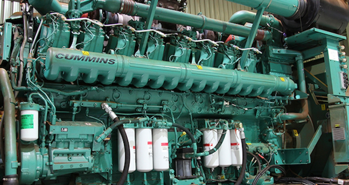 cummins qsk95 series generator wins product of the year award