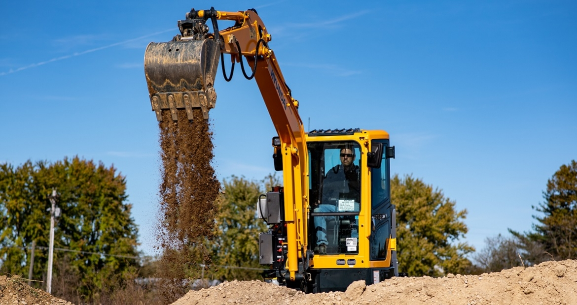 Hyundai Construction Equipment and Cummins Develop Electric