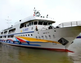 Cummins' Propulsion Power in China coastal ferry
