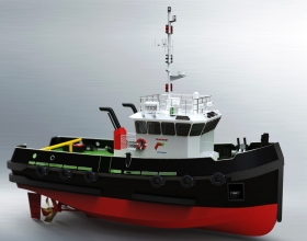 South African Tug