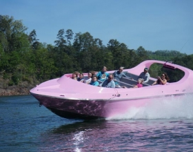 Smoky Mountain Jetboat